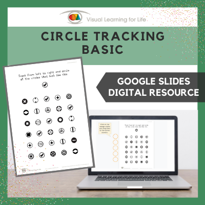 Circle Tracking Basic (Google Slides)