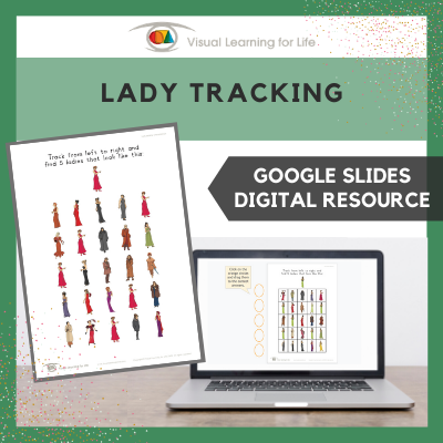 Lady Tracking (Google Slides)