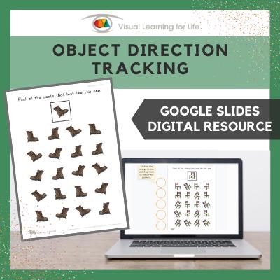 Object Direction Tracking (Google Slides)
