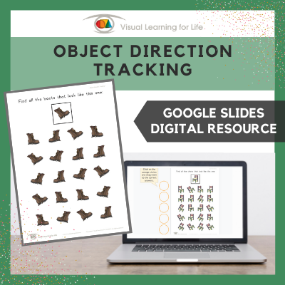 Object Direction Tracking (Google Slides)
