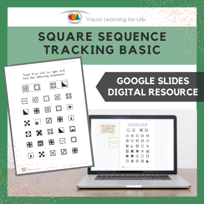 Square Sequence Tracking Basic (Google Slides)