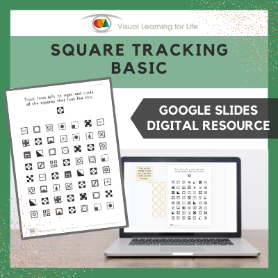Square Tracking Basic (Google Slides)