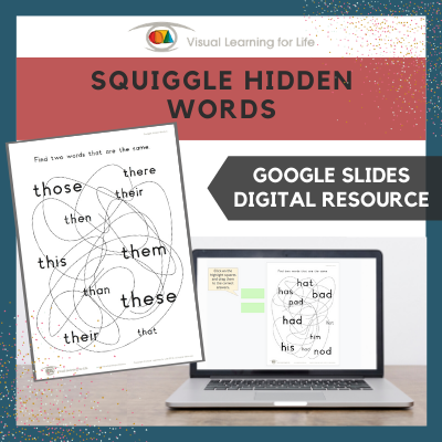 Squiggle Hidden Words (Google Slides)