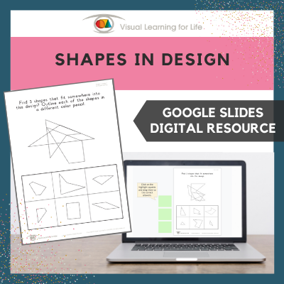 Shapes in Design (Google Slides)