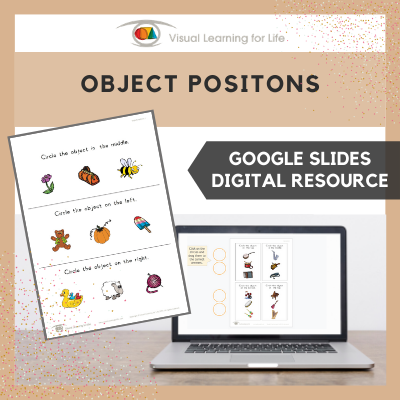Object Positions (Google Slides)