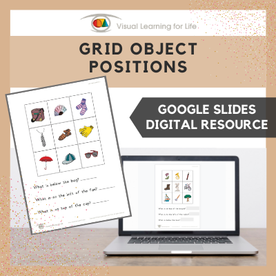 Grid Object Positions (Google Slides)