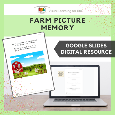 Farm Memory Pictures (Google Slides)