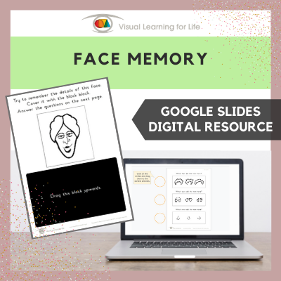 Face Memory (Google Slides)
