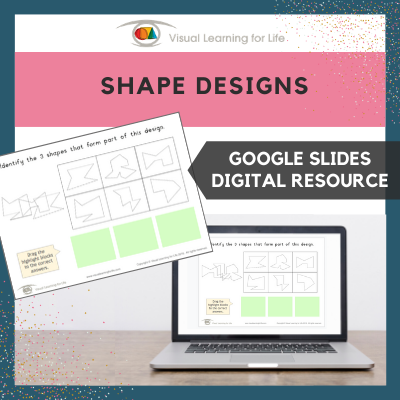 Shape Designs (Google Slides)