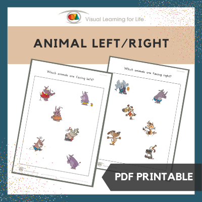 Animal Left-Right