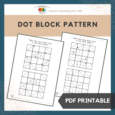 Dot Block Pattern