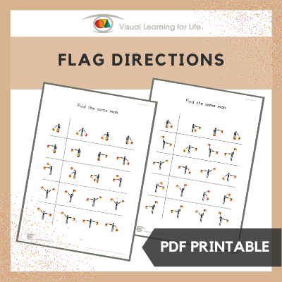 Flag Directions