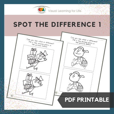 Spot the Difference 1