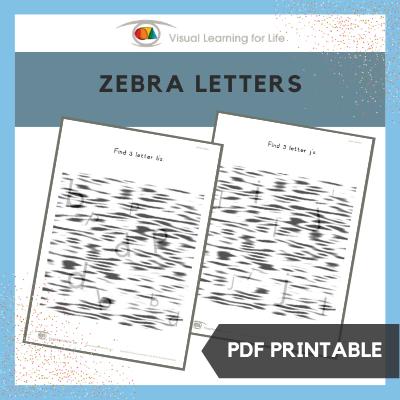 Zebra Letters