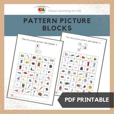 Pattern Picture Blocks