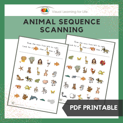 Animal Sequence Tracking
