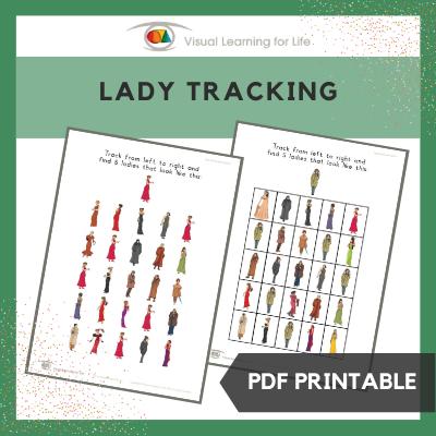 Lady Tracking