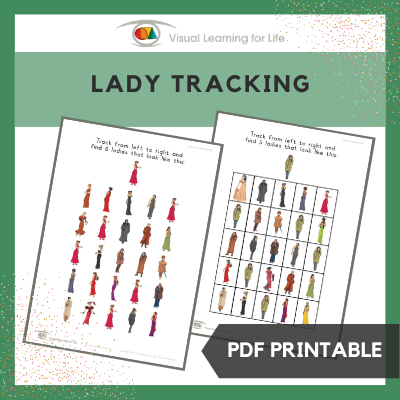 Lady Tracking