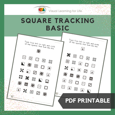 Square Tracking Basic