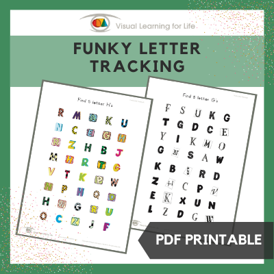 Funky Letter Tracking