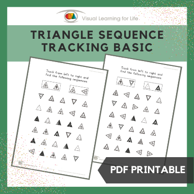 Triangle Sequence Tracking Basic