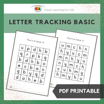 Letter Tracking Basic