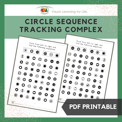 Circle Sequence Tracking Complex