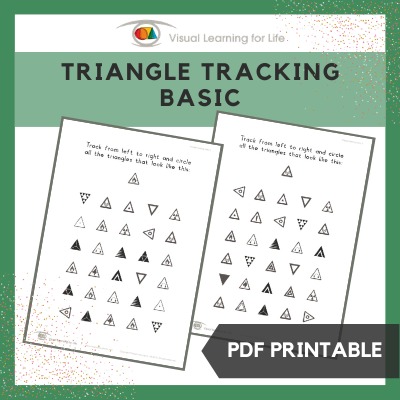 Triangle Tracking Basic