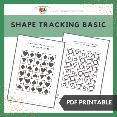 Shape Tracking Basic