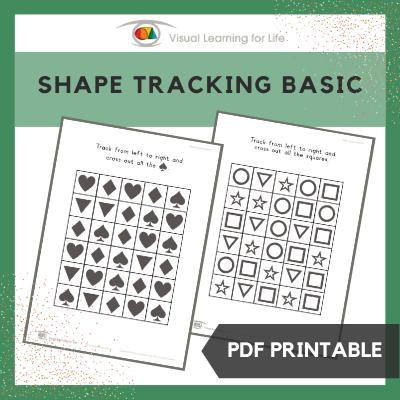 Shape Tracking Basic