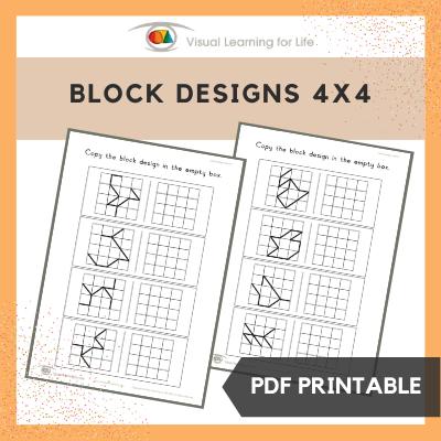 Block Designs 4x4