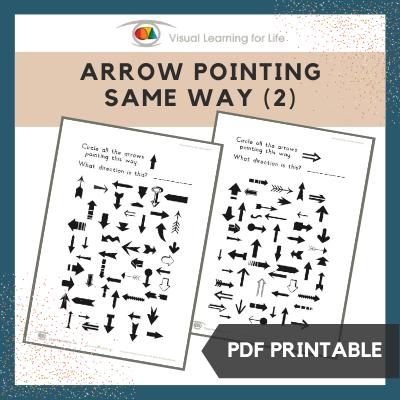 Arrow Pointing Same Way (2)