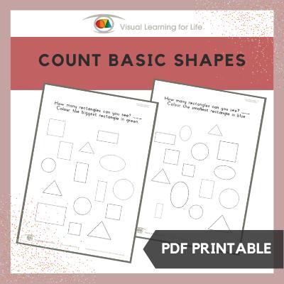 Count Basic Shapes