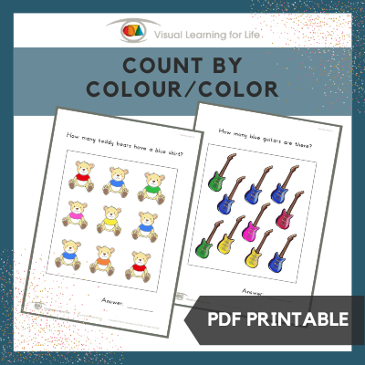 Count By Colour/Color