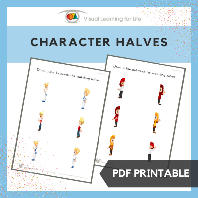 Character Halves