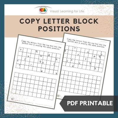 Copy Letter Block Positions