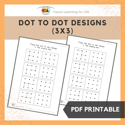 Dot to Dot Designs (3x3)