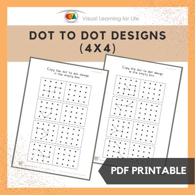 Dot to Dot Designs (4x4)