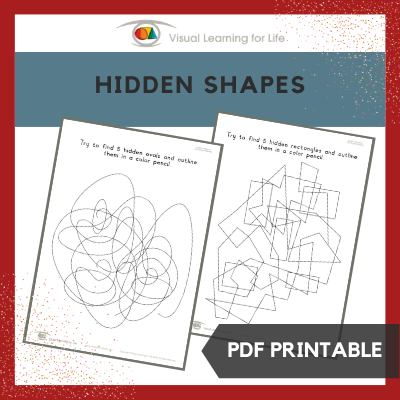 Hidden Shapes