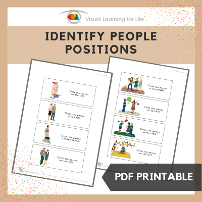 Identify People Positions