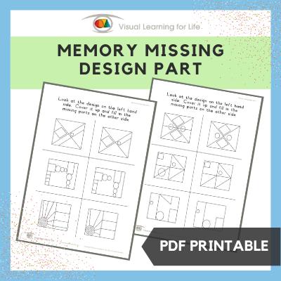 Memory Missing Design Part
