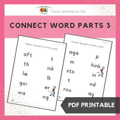 Connect Word Parts 3