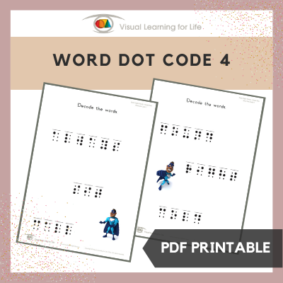 Word Dot Code 4