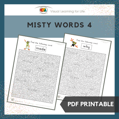 Misty Words 4