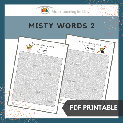 Misty Words 2