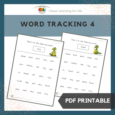 Word Tracking 4