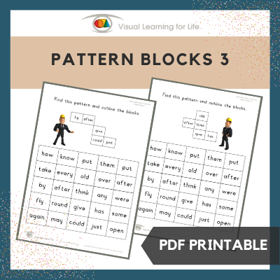 Pattern Blocks 3