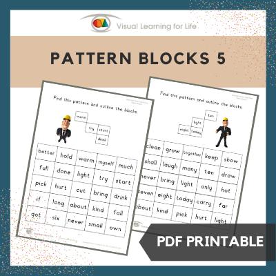 Pattern Blocks 5