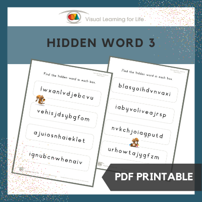 Hidden Words 3