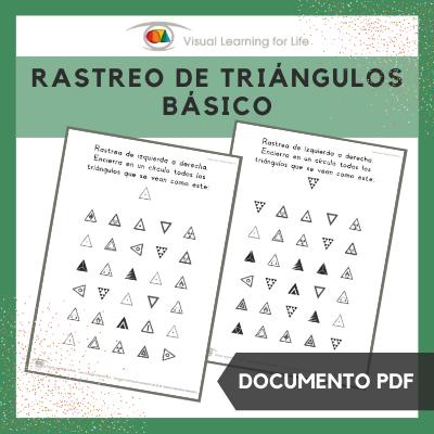 Rastreo de Triángulos Basico